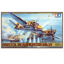 Bristol Beaufighter VI Model Airplane Kit
