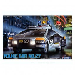 Deckard Police Car No.27 Model Kit