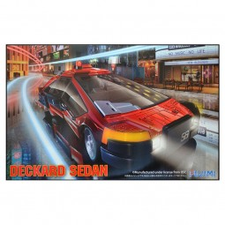 Deckard Sedan with Blaster Model Car Kit
