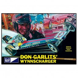 Don Garlits Wynns Charger Dragster Model Car Kit