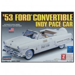 1953 Ford Convertible Indy Pace Car Model Kit