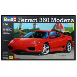 Ferrari 360 Modena Model Car Kit