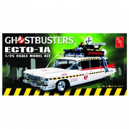 Ghostbusters Ecto-1A Car Model Kit