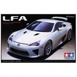 Lexus LFA Model Car Kit