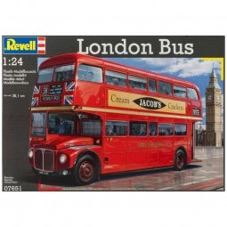 London Bus Model Kit