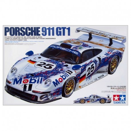 porsche 911 gt1 model kit. Black Bedroom Furniture Sets. Home Design Ideas