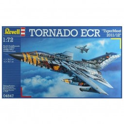 Tornado Lechfeld Tiger 2011 Airplane Model Kit