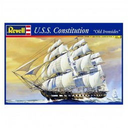 U.S.S. Constitution Ship Model Kit