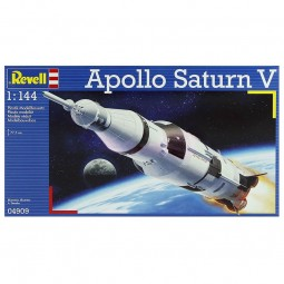 Apollo Saturn V Rocket Spacecraft Model Kit