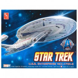 Star Trek U.S.S. Enterprise 1701-E Spacecraft Model Kit