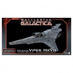 Battlestar Galactica Viper MKVII Spacecraft Model Kit