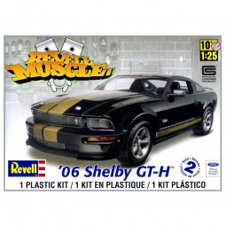 2006 Shelby GT-H Car Model Kit