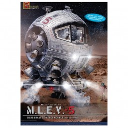 M.L.E.V. 5 Mars Lunar Explorer Spacecraft Model Kit
