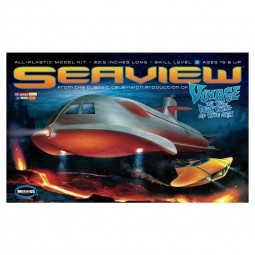 Seaview Submarine Model Kit