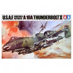 A-10 Thunderbolt II Airplane Model Kit