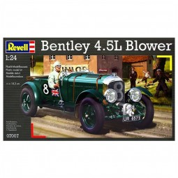 Bentley Blower Car Model Kit