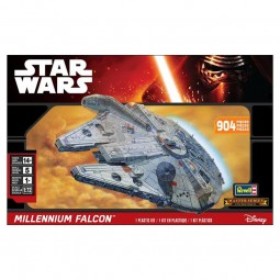 Episode VII Millennium Falcon Spacecraft Model Kit