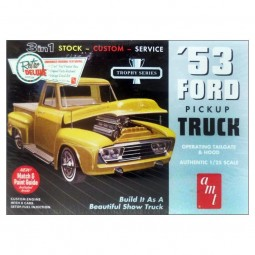 1953 Ford Pickup Truck Model Kit
