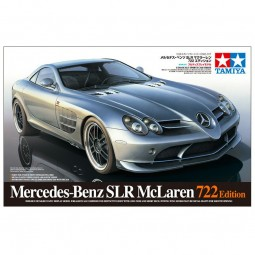 Mercedes-Benz SLR 722 Model Car Kit