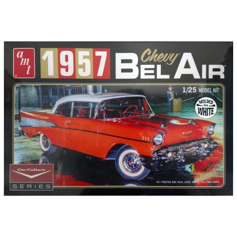 1957 Chevy Bel Air Model Kit