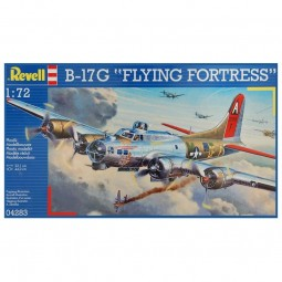 B-17G Flying Fortress Model Airplane Kit