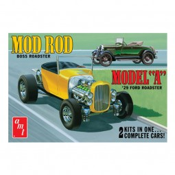 1929 Ford Model A Roadster Model Kit